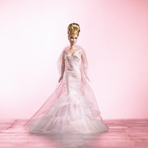 バービー Barbie コレクター ピンク リボン バービー Barbie ドール海外取寄せ品