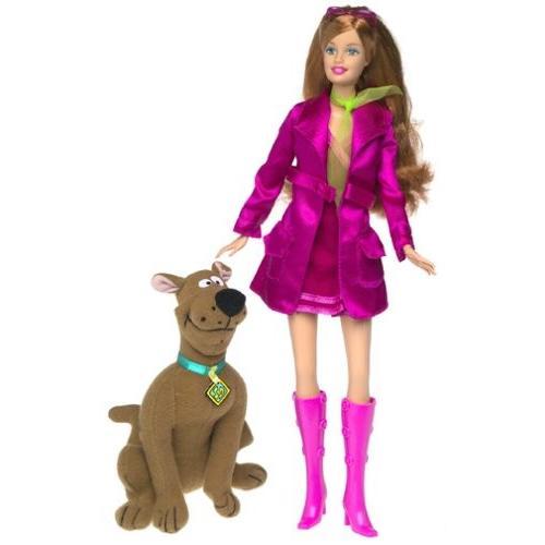 バービー Barbie as Daphne from スクービー ドゥー Scooby Doo バービー Barbie ドール海外取寄せ品
