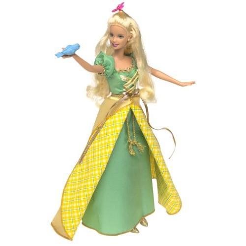 テイル of the フォレスト プリンセス バービー Barbie海外取寄せ品