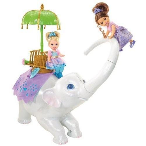 バービー Barbie As The アイランド プリンセス Swing & Twirl Tika Toy海外取寄せ品