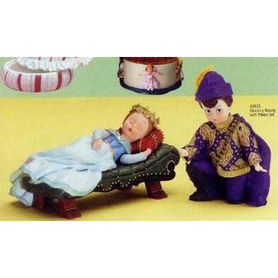 Madame Alexander Collectibles スリーピング ビューティー & プリンス Figurine セット海外取寄せ品