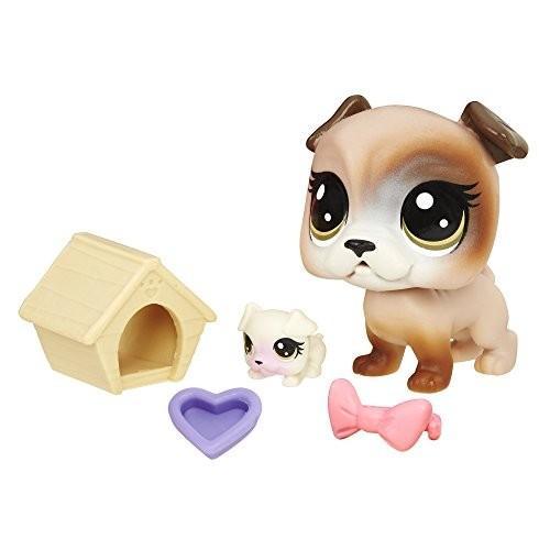 リトレストペットショップ Littlest Pet Shop Bullena Doghouser & Scamper Doghouser海外取寄せ品