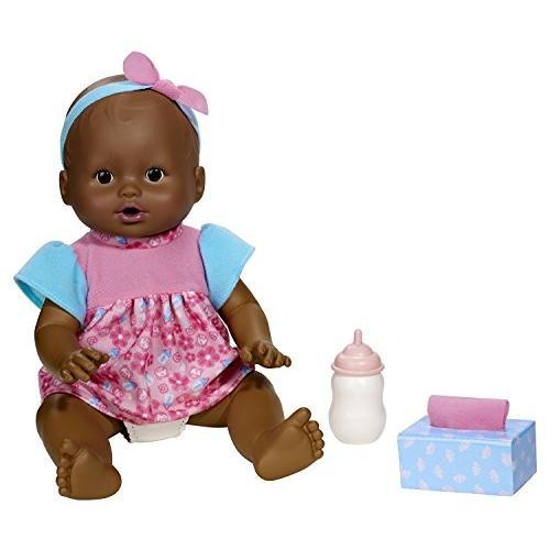 リトル Mommy Wipey Dipey African-アメリカン ドール海外取寄せ品