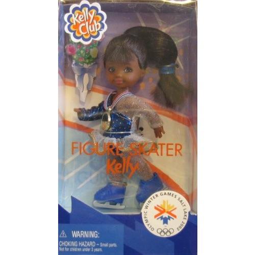 バービー Barbie/Kelly 2002 オリンピック Figure Skater ドール - AA海外取寄せ品