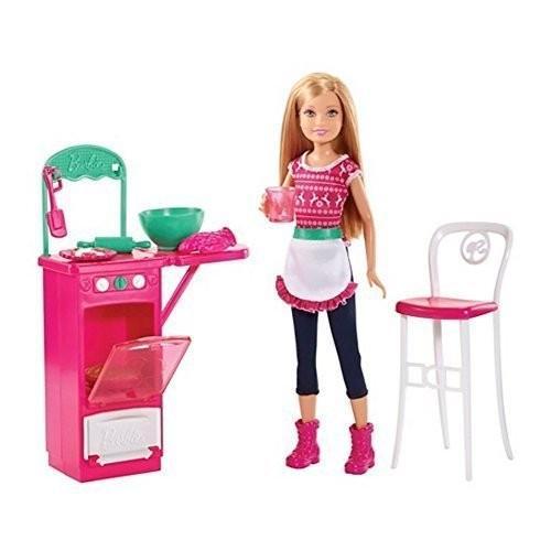 バービー Barbie Sisters' Baking ファン海外取寄せ品