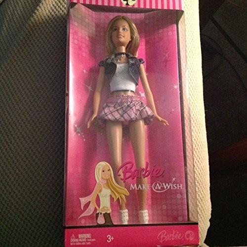 バービー Barbie メイク a Wish ドール海外取寄せ品