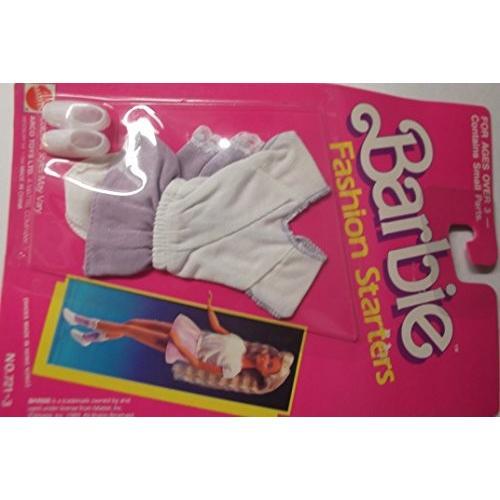 バービー Barbie ファッション スターター Outfit 1989海外取寄せ品