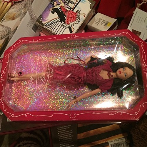 Valentine バービー Barbie Birthstone Beauties - Miss ルビー July海外取寄せ品
