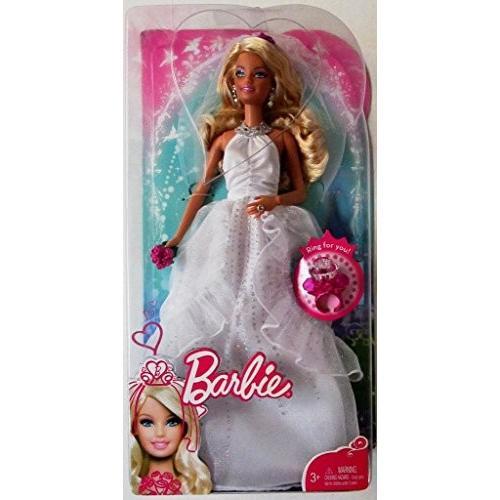 ウエディング Day バービー Barbie Bride ドール with リング for you!海外取寄せ品