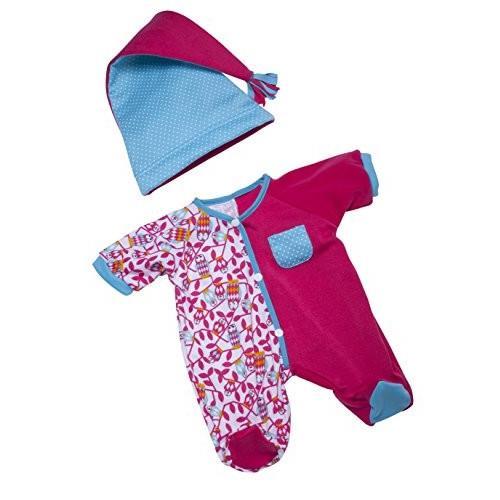 Rubens Barn ベビー ドール パジャマ セット, in ピンク海外取寄せ品