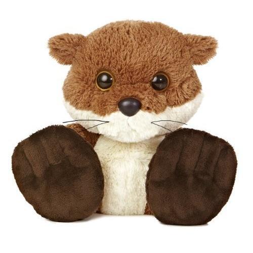 オーロラ World Taddle Toes Chit Chat Squirrel Plush, 10