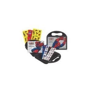 アルティメイト Spiderman Sticker トレジャー キット海外取寄せ品