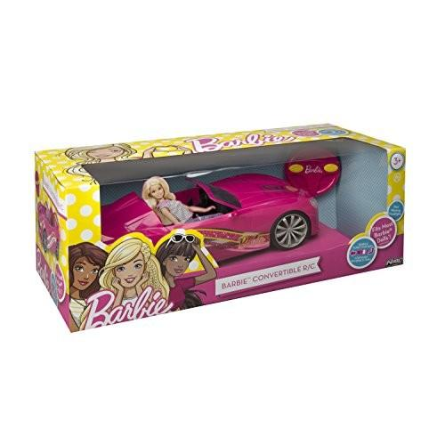 Toy State Nikko RC バービー Barbie Convertible Vehicle海外取寄せ品