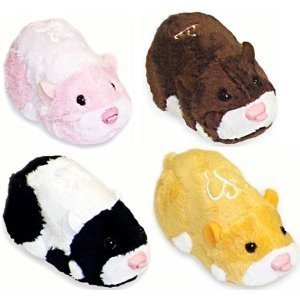 Zhu Zhu Pets Hamster Toy Special コレクター 4Pack Jilly, Scoodles, Winkie海外取寄せ品