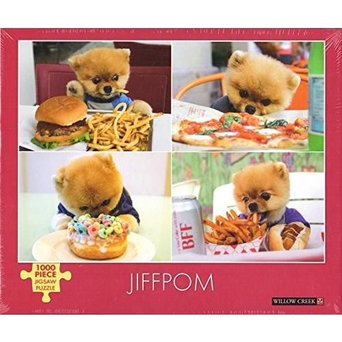 Jiffpom 1000 ピース パズル海外取寄せ品