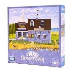 Hometown コレクション パズル - Wheels and Keels - 1000 ピース by HOMETOWN コレクション海外取寄せ品