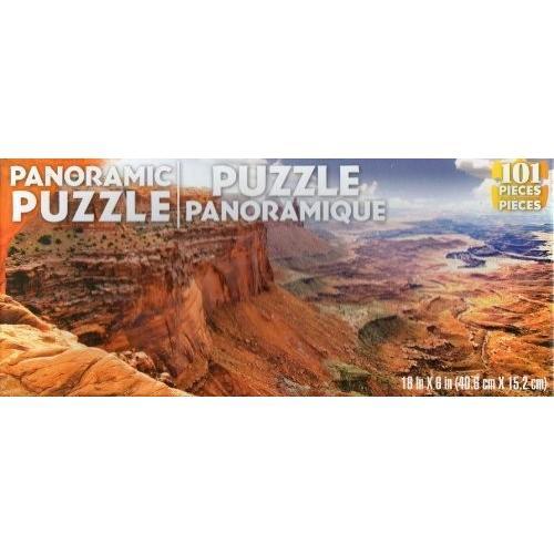 101 ピース Panoramic ジグソーパズル パズル - NEW 738076991624 by 緑brier海外取寄せ品