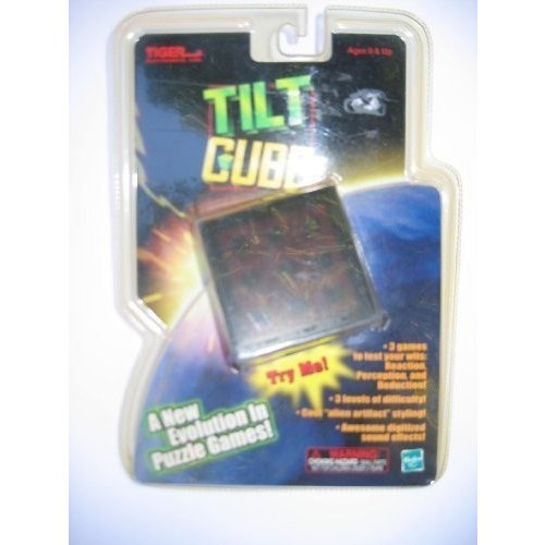 TILT CUBE : A New Evolution in パズル ゲーム海外取寄せ品