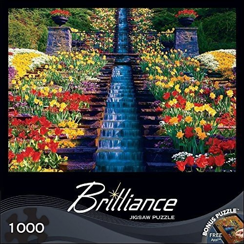MasterPieces ブリリアンス Cascading フォール パズル (1000 Piece) by MasterPieces海外取寄せ品