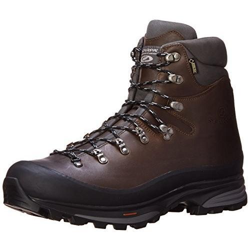 Scarpa メンズ Kinesis プロ Gtx Hiking ブーツ,Ebony,44 EU/10.5 M US (海外取寄せ品)