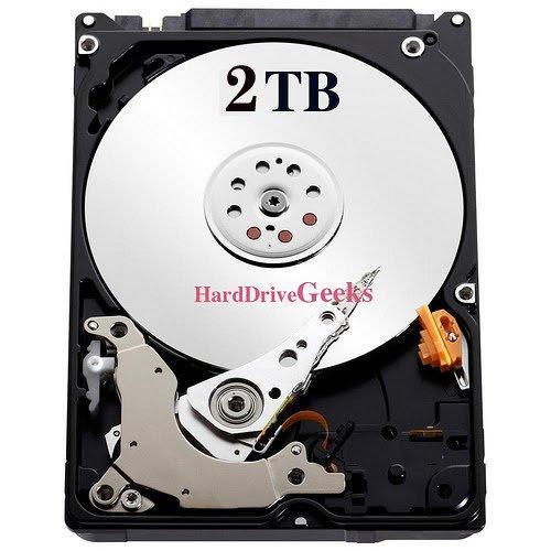 2TB 2.5 Laptop Hard Drive for Toshiba Tecra R10-S4401 R10-S4402 R10-S4411 R10-S4421 R10-S4422 R840-Landis