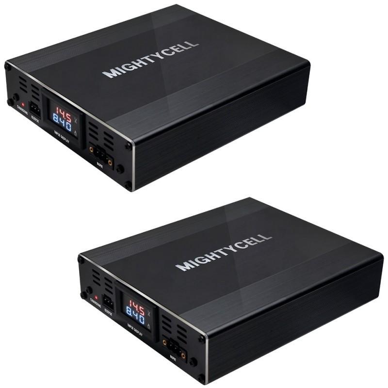 ドライブレコーダー 駐車監視 補助 バッテリー MIGHTYCELL EN12000 iKeep 2個セット ta-creative