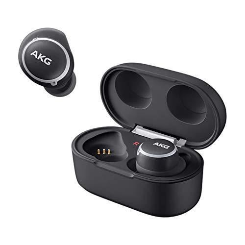 HARMAN ハーマン AKG N400 ワイヤレス Bluetooth イヤホン ノイズキャンセリング Black 並行輸入品 ta-ma-shop