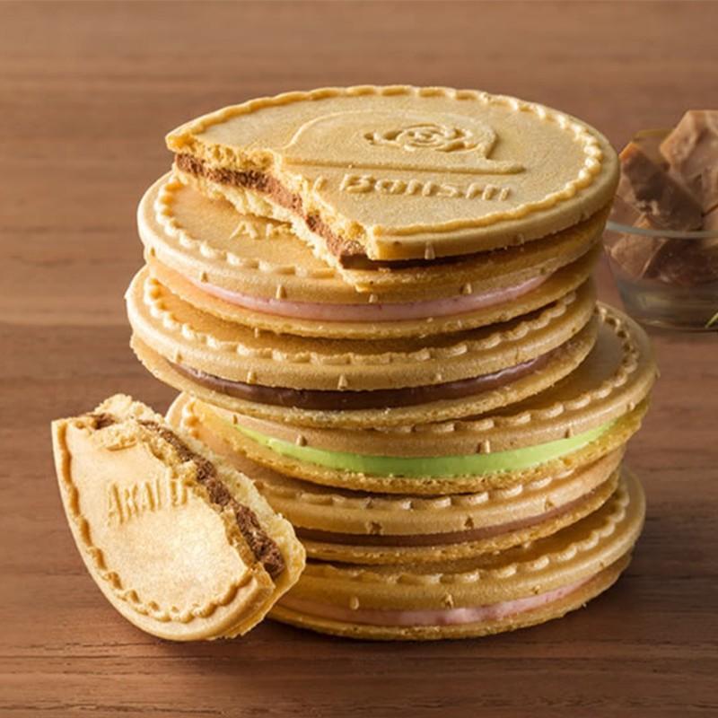 赤い帽子 クッキア カトル 12枚 内祝い チョコレート クッキー (-G2120-301-)(t0)   出産内祝い お返し お菓子 人気 tabaki2 09