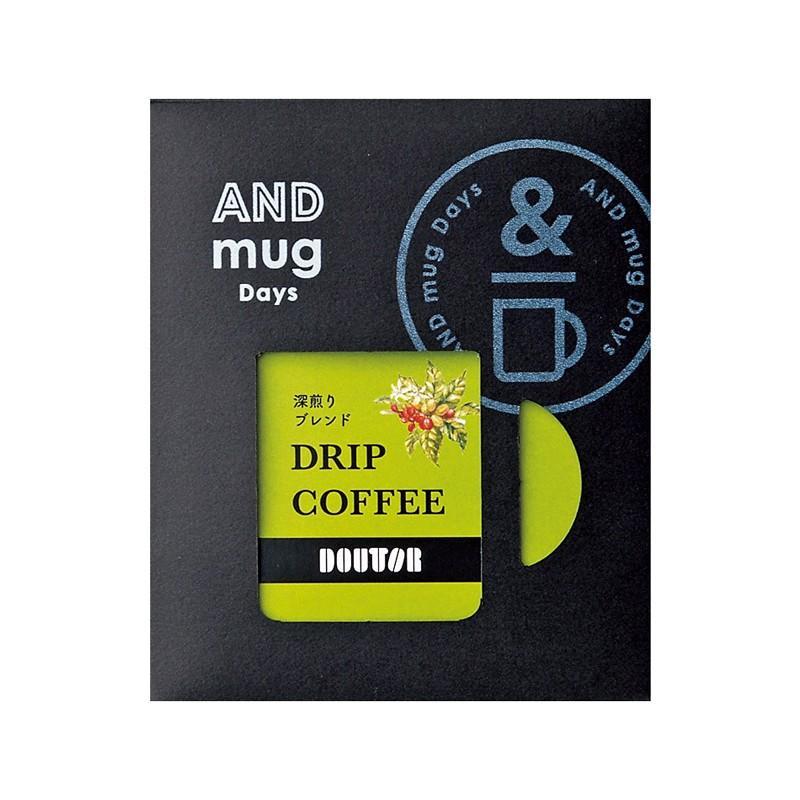 ドトールコーヒー ドリップコーヒー深煎りブレンド DTD-F5 (-90021-01-) (個別送料込み価格) (t3) | 内祝い 出産 結婚 お返し|tabaki3|02