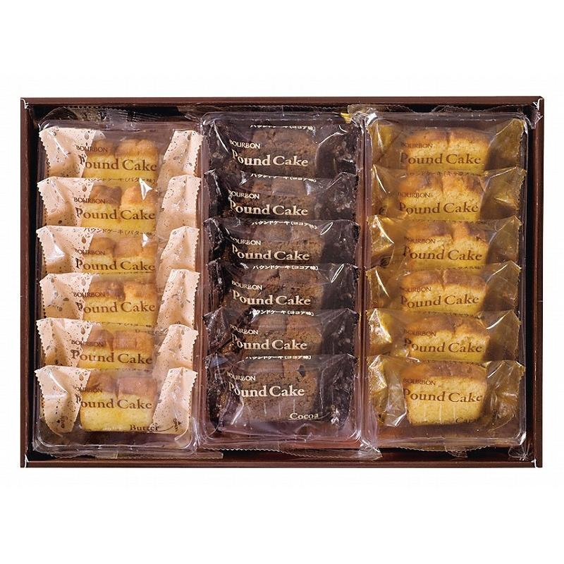ブルボン パウンドケーキセレクション PS-10 31643 (-K2019-209-) (個別送料込み価格) (t0)   母の日 内祝い お祝い バター ココア キャラメル tabaki 02