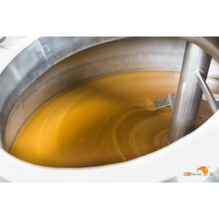 キウィ・マヌカハニー Kiwi Manuka Honey UMF+5 250g 世界初の医療用マヌカハニー 送料無料|tabeluca|06