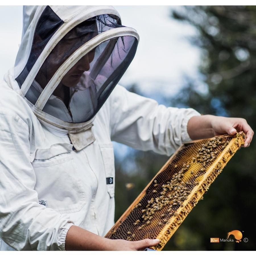 【限定特価 4月30日12:00まで】キウィ・マヌカハニー Kiwi Manuka Honey UMF+15 250g 世界初の医療用マヌカハニー 送料無料 tabeluca 05