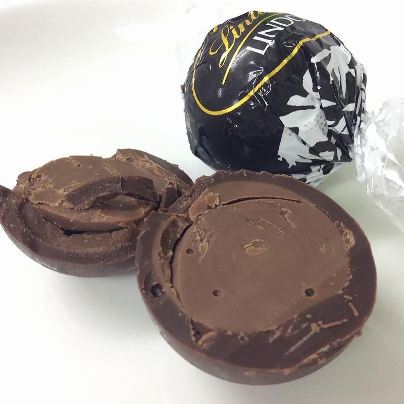 【宅配便送料無料】  リンツ(Lindt) リンドール エキストラビターパック 60g×3袋   【スイス 高級チョコレート ビターチョコ】|tabemon-dikara|02