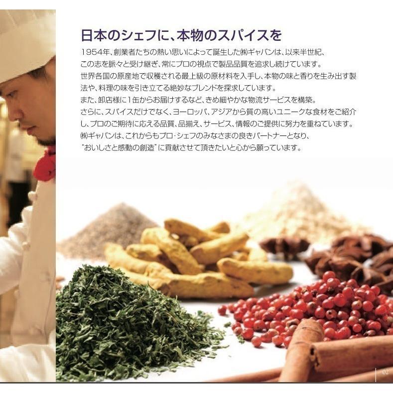 GABAN ステーキシーズニング(缶) 140g   【ミックススパイス ハウス食品 香辛料 パウダー 業務用】|tabemon-dikara|04
