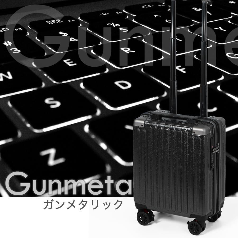 スーツケース キャリーケース 機内持ち込み SSサイズ 100席未満 LCC 300円コインロッカー対応 小型 軽量 おしゃれ TSAロック コンパクト 国内 旅行 静音 tabi 02