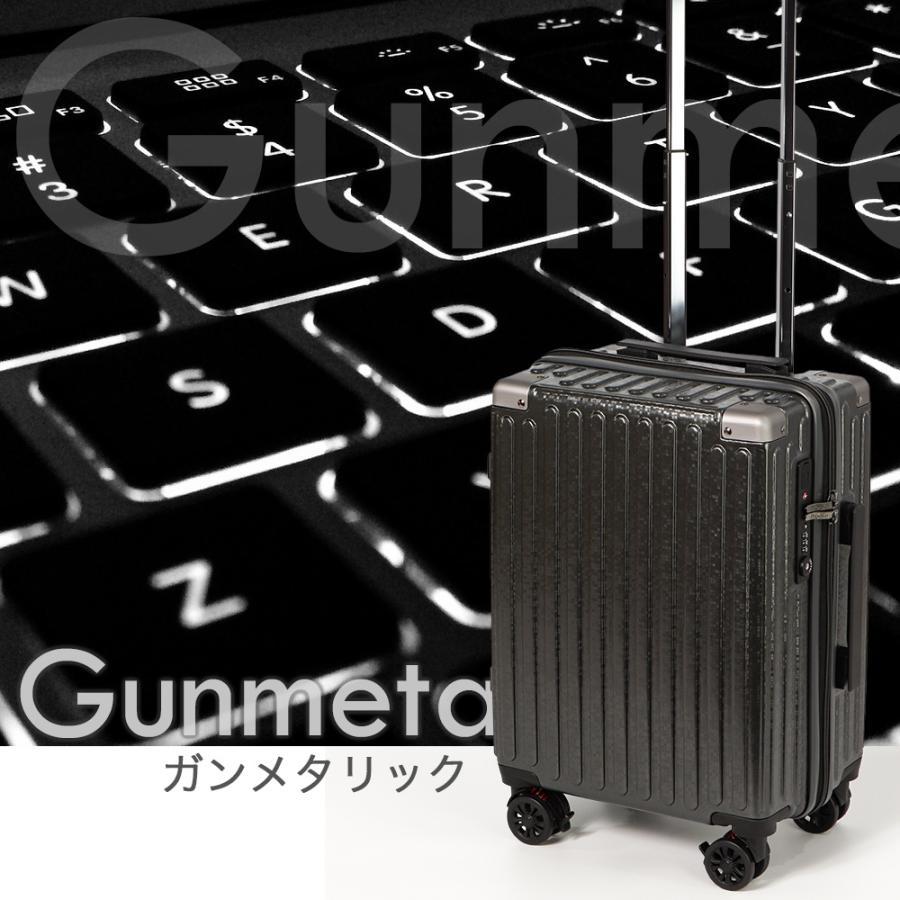 スーツケース 機内持ち込み 拡張 Sサイズ ブレーキ サスペンション 静音8輪 コインロッカー 小型 軽量 機内持込 キャリーケース おしゃれ おすすめ 国内 旅行 tabi 04