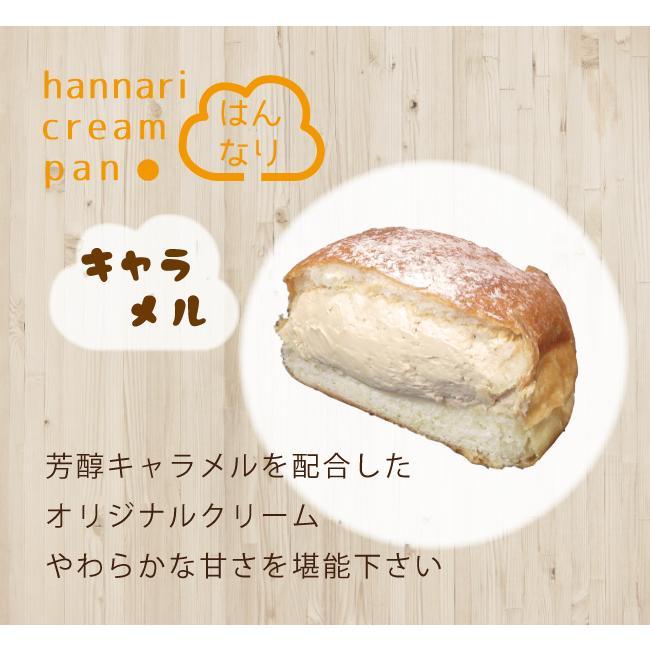 クリームパン 4種8コセット はんなりクリームパン アイスパン パンデアール 冷凍パン 手作りパン |tabitabi|09