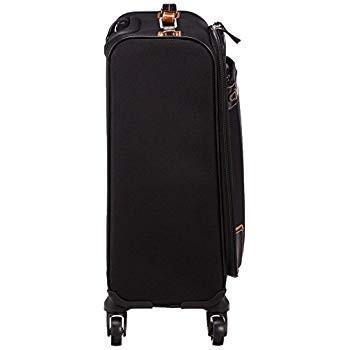 エース ace. スーツケース グラレーン 28L 四輪 35712 01 (ブラック)