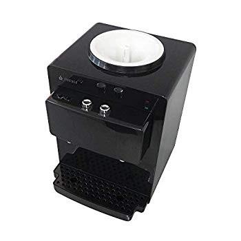 liveaseリヴィーズ ペットボトル式コンパクトウォーターサーバー ブラック(WS-011B)