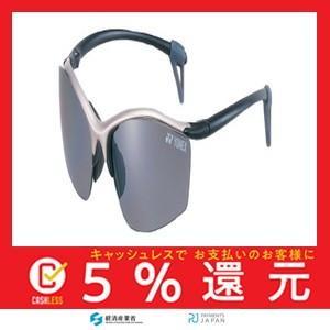 ヨネックス(YONEX) テニス スポーツ アウトドア スポーツグラス3 AC396 シャンパン×ブラック