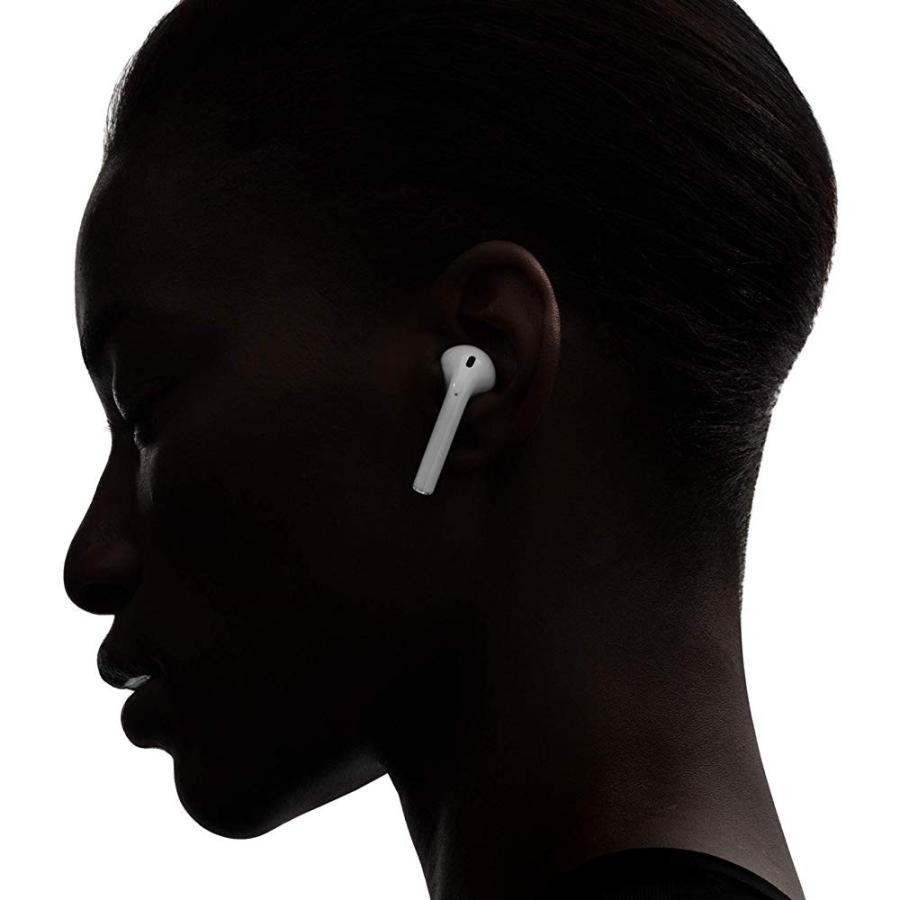 【バラ売り】 【第一世代】 左耳イヤホン Apple 純正 国内正規品 AirPods 完全ワイヤレスイヤホン Bluetooth対応 MMEF2J/A 片側|tachibanamarketpro|02