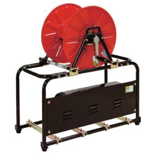 動噴 安全セット台MR型(巻取機セット型) [噴口 噴霧機 噴霧器 散布器 散布機 防除器 防除機]