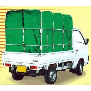 籾がら専用コンテナー ネットコンテナ 軽トラック 3反用 もみがらコンテナー ケーエス製販 法人個人選択