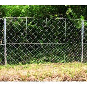 イノシシ侵入100%防止柵猪ガードフェンス100mセット 直立タイプ