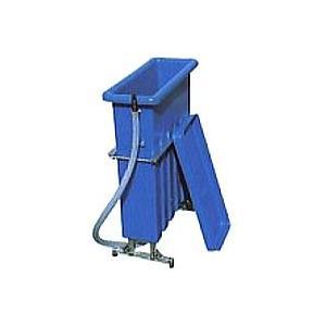 業務用まな板洗浄容器・消毒・殺菌槽 クリーンタンク CT-50 キャスターなし 590×250×高さ790mm ダイライト
