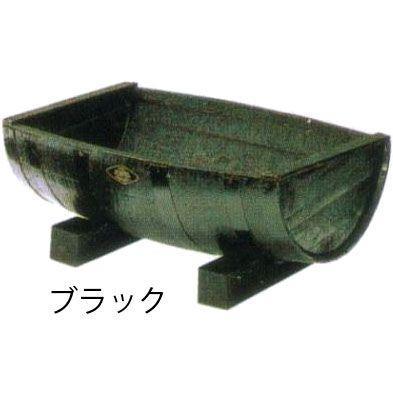 ウイスキー樽プランター 舟型 W-GE-1