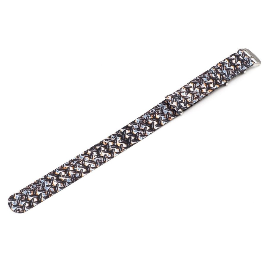 checkered steel plate tadstrap 02