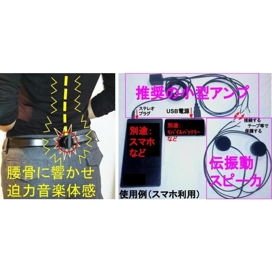 伝振動スピーカー 壁板や窓がスピーカーになる 貼替簡単×小型大音量|tafuon|05