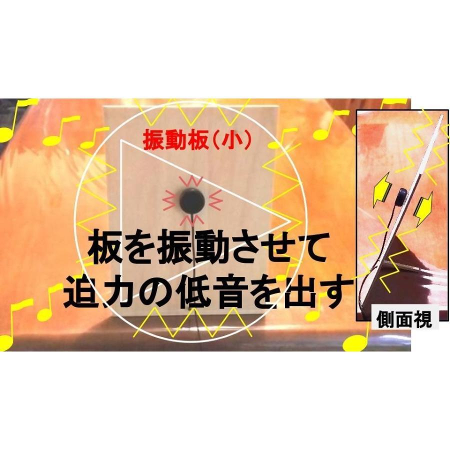 差込組立で棚にする板 (大)  伝振動スピーカーに良い|tafuon|05