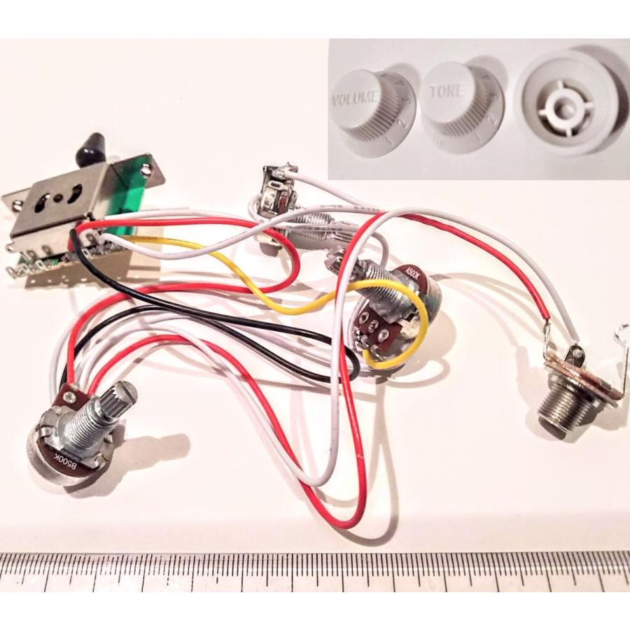 バーエレキギター透明ボディ シンプル軽量な未来型|tafuon|02